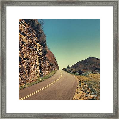 Winding Road Framed Print by Joy StClaire