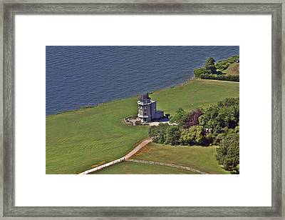 Windmill Framed Print by Duncan Pearson