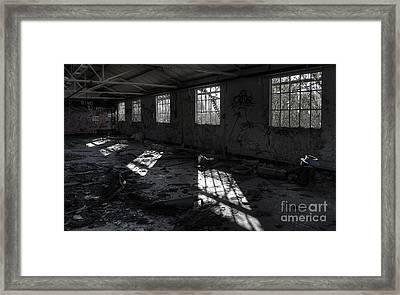 Window Lights Framed Print by Svetlana Sewell