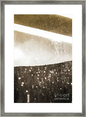 Windows And Mountains Framed Print by Jorgo Photography - Wall Art Gallery