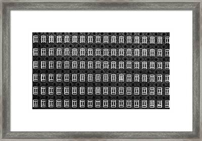 Windows Framed Print by Mouzhik