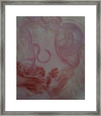 Wineeerie Framed Print by TripsInInk