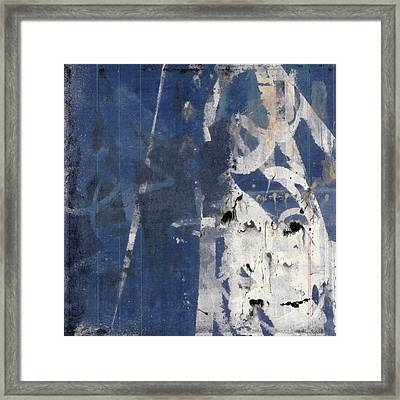 Winter Nights Series One Of Six Framed Print by Carol Leigh