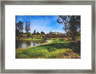 With All I've Got Framed Print by Laurie Search