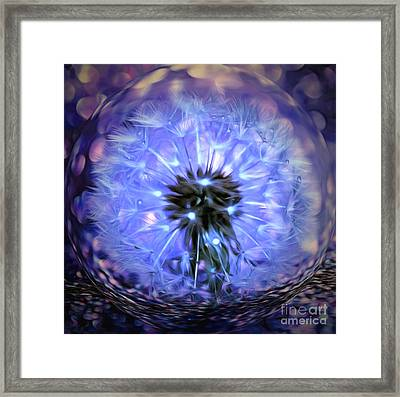 Within This Wish Framed Print by Krissy Katsimbras
