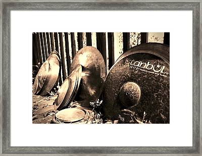 Work Related Framed Print by David Coleman