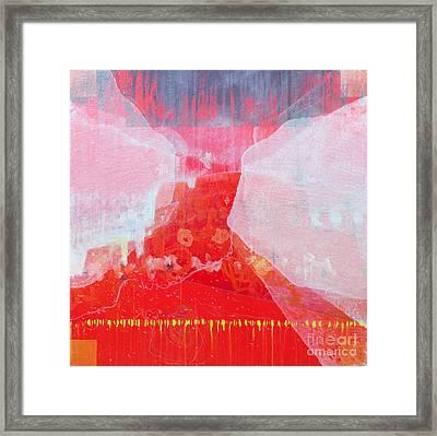 World Ash Tree Framed Print by Charlie Millar