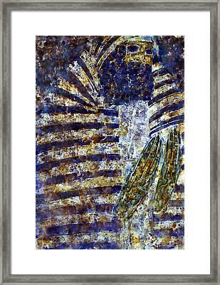 Worship A Framed Print by Valeriy Mavlo