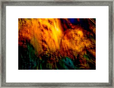 Wounded Earth 2 Framed Print by Tim Thorpe