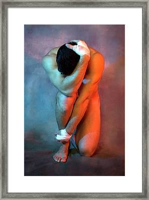 Wow Colors  Framed Print by Mark Ashkenazi