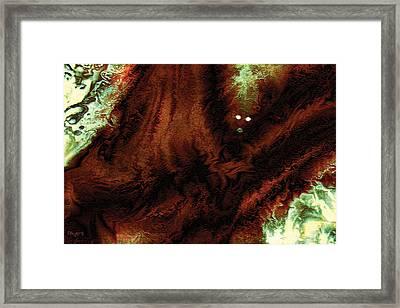Wraith Framed Print by Paula Ayers