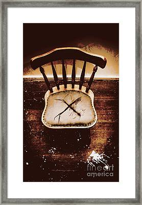 X Marks The Spot Framed Print by Jorgo Photography - Wall Art Gallery