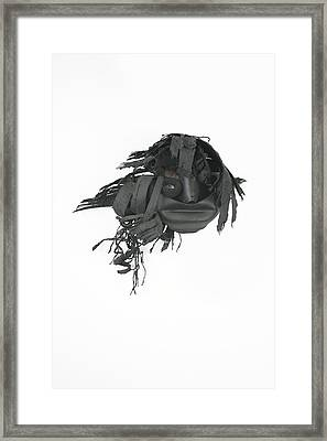 Yeh Uh Huh Sure Uh Huh Framed Print by Michael Jude Russo