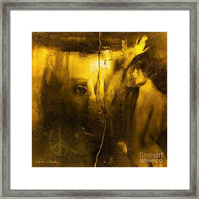 Yesterday Framed Print by Sabine Stetson
