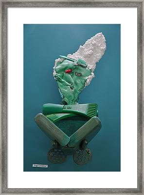 Yogi Levitation Framed Print by Michael Jude Russo