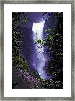 Yosemite Falls At Dawn Framed Print by Paul W Faust -  Impressions of Light