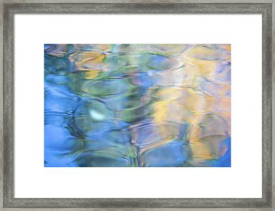 Yosemite Reflections 2 Framed Print by Larry Marshall