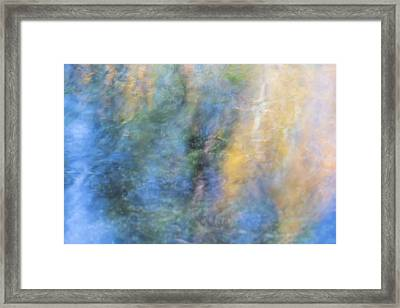Yosemite Reflections 3 Framed Print by Larry Marshall