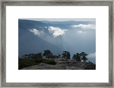 Yosemite Valley  Framed Print by Chris  Brewington Photography LLC