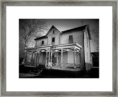 You Can't Go Home Again Framed Print by Michael Mascari