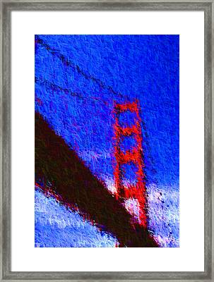 You Know What It Is Framed Print by Paul Wear