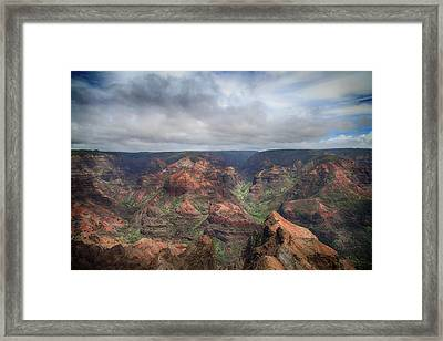 You Steal My Breath Framed Print by Laurie Search