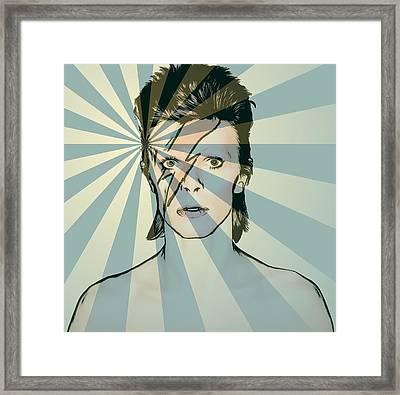 Ziggy Framed Print by Dan Sproul