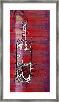 Zinfandel Framed Print by John Benko