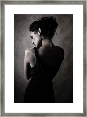 Zu Framed Print by Cambion Art
