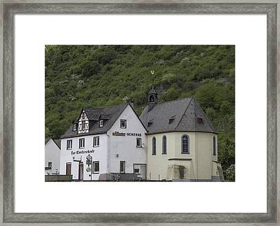 Zur Klostershenke Ehrenthal Germany Framed Print by Teresa Mucha