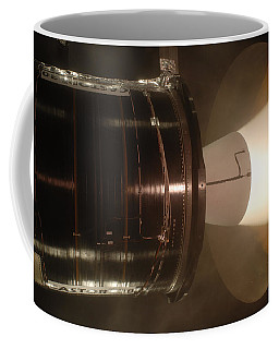 Coffee Mug featuring the photograph Castor 30 Rocket Motor by Science Source