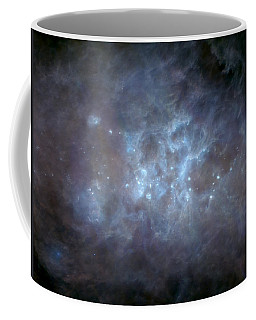 Coffee Mug featuring the photograph Infrared View Of Cygnus Constellation by Science Source