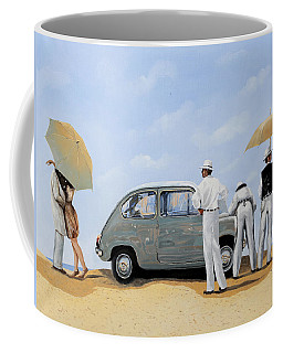 La Seicento Coffee Mug by Guido Borelli
