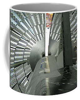 Coffee Mug featuring the photograph X-37b Orbital Test Vehicle by Science Source