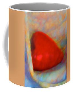 Coffee Mug featuring the digital art Abundant Love by Richard Laeton