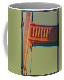 Coffee Mug featuring the digital art Coming In by Richard Laeton