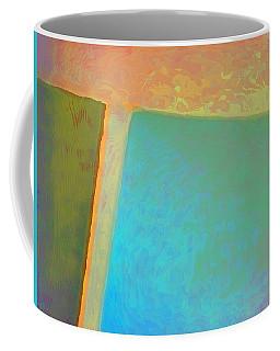 Coffee Mug featuring the digital art My Love by Richard Laeton