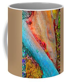 Coffee Mug featuring the digital art New Way by Richard Laeton