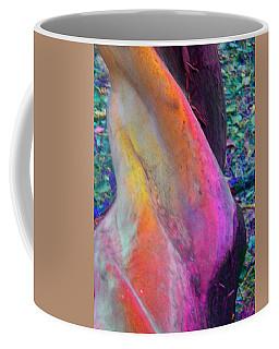 Coffee Mug featuring the digital art Stretch by Richard Laeton