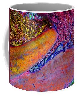 Coffee Mug featuring the digital art Waking Up by Richard Laeton