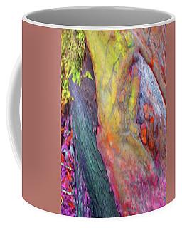 Coffee Mug featuring the digital art Winning Ticket by Richard Laeton