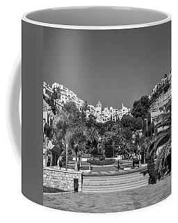 El Capistrano, Nerja Coffee Mug by John Edwards