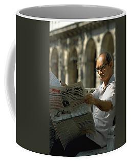 Coffee Mug featuring the photograph Havana by Travel Pics