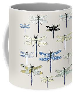 Odonata Coffee Mug by Sarah Hough