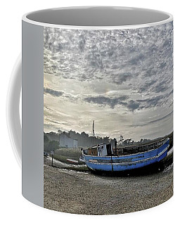 The Fixer-upper, Brancaster Staithe Coffee Mug by John Edwards