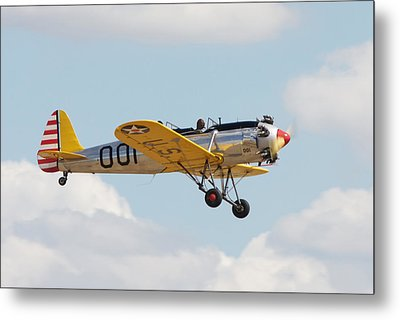 Come Fly With Me Metal Print by Pat Speirs