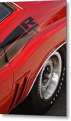 1970 Dodge Challenger R/t Metal Print by Gordon Dean II