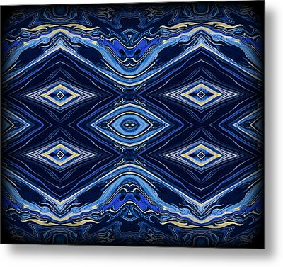 Art Series 6 Metal Print by J D Owen