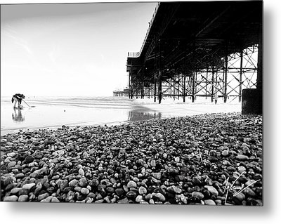 Brighton's Treasure Metal Print by Max CALLENDER