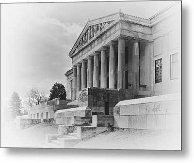Buffalo History Museum  Metal Print by Peter Chilelli